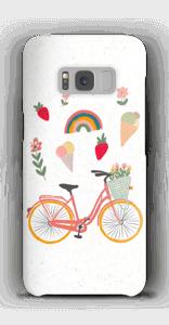 En perfekt sommer  deksel Galaxy S8
