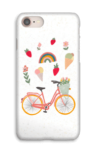 Perfekt sommer cover IPhone 8
