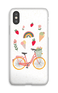 Perfekt sommer cover IPhone X