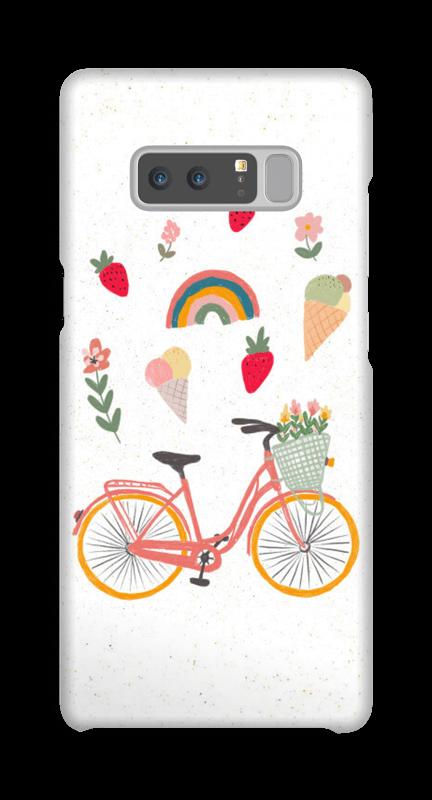 En perfekt sommer  deksel Galaxy Note8