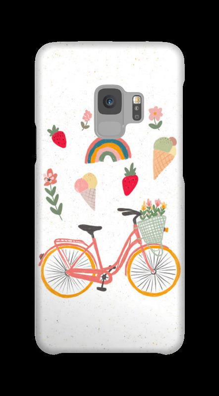 En perfekt sommer  deksel Galaxy S9