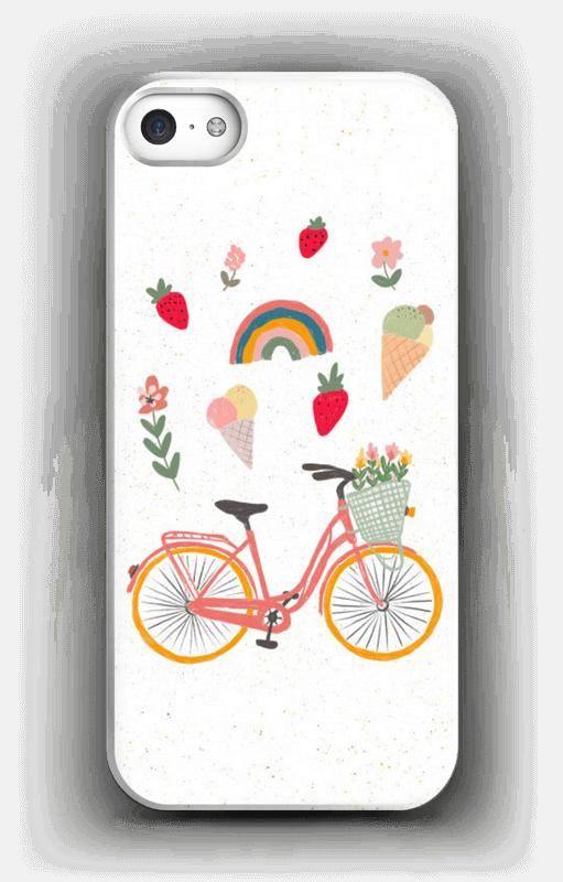 En perfekt sommer  deksel IPhone 5/5S