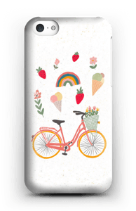 Summer Bike case IPhone 5c