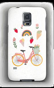 En perfekt sommer  deksel Galaxy S5