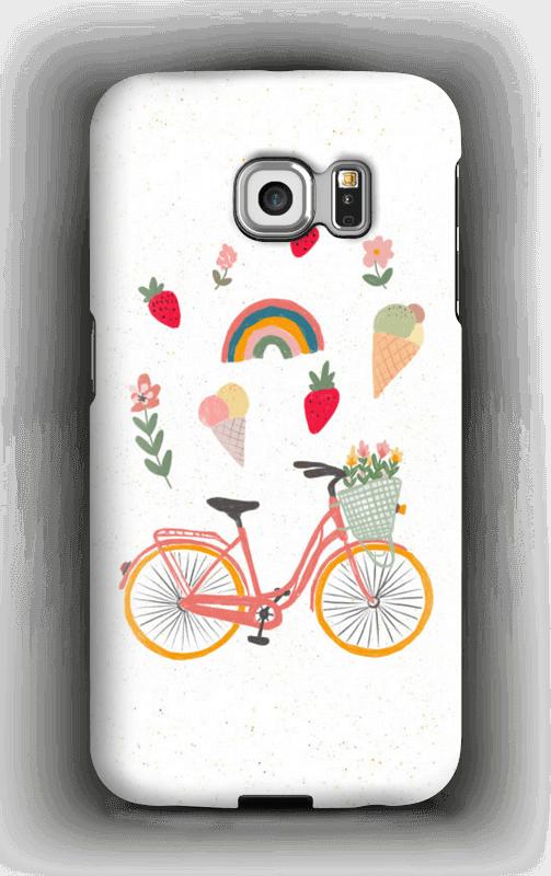 En perfekt sommer  deksel Galaxy S6 Edge