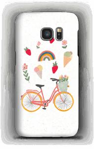 Perfekter Sommer Handyhülle Galaxy S7