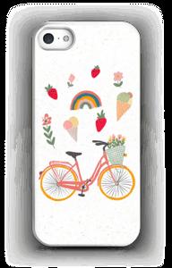 Summer Bike case IPhone SE