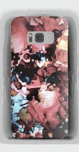 Blomsterdrøm deksel Galaxy S8