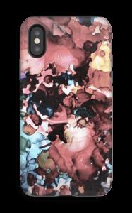 Blomsterdrøm deksel IPhone X tough