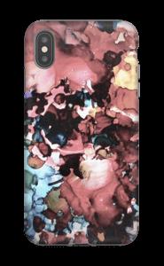 Blomsterdrøm deksel IPhone XS Max tough