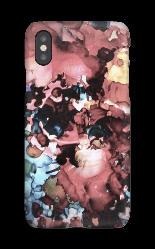 Blomsterdrøm deksel IPhone XS