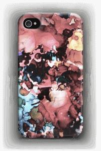 Kukkaisyö kuoret IPhone 4/4s