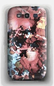 Blomsterdrøm deksel Galaxy S3