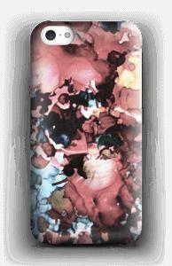 Kukkaisyö kuoret IPhone 5c