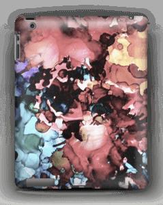 Blomsterdrøm deksel IPad 4/3/2