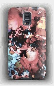 Blomsterdrøm deksel Galaxy S5