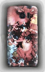 Blomsterdrøm deksel Galaxy S6
