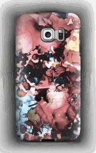 Blomsterdrøm deksel Galaxy S6 Edge