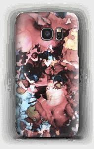 Blomsterdrøm deksel Galaxy S7