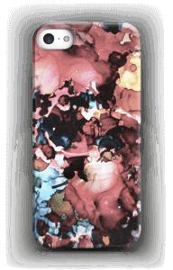 Blomsterdrøm deksel IPhone SE