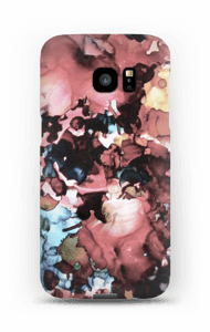 Blomsterdrøm deksel Galaxy S7 Edge