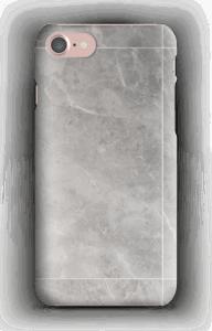 Grå marmordrøm deksel IPhone 7