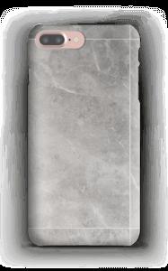 Grå marmordrøm deksel IPhone 7 Plus