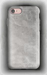 Grå marmordrøm deksel IPhone 7 tough