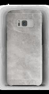 Grå marmordrøm deksel Galaxy S8