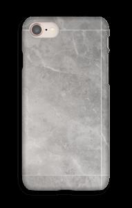 Grå marmordrøm deksel IPhone 8
