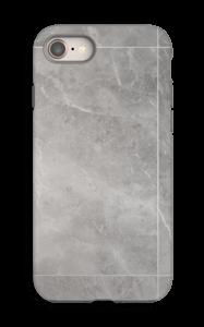Grå marmordrøm deksel IPhone 8 tough