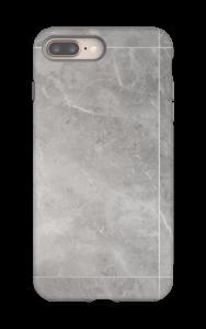 Grå marmordrøm deksel IPhone 8 Plus tough