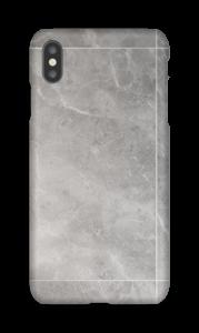 Grå marmordrøm deksel IPhone XS Max