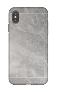 Grå marmordrøm deksel IPhone XS Max tough