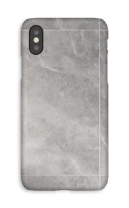 Grå marmordrøm deksel IPhone XS