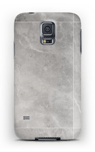 Grå marmordrøm deksel Galaxy S5