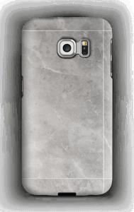 Grå marmordrøm deksel Galaxy S6 Edge