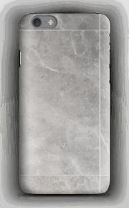 Grå marmordrøm deksel IPhone 6s