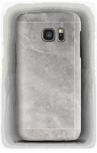 Grå marmordrøm deksel Galaxy S7