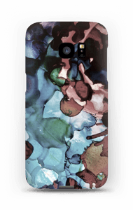 Blomsterdrøm cover Galaxy S7 Edge