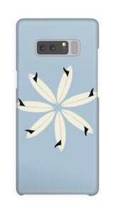 Surferblomst cover Galaxy Note8