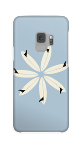 Surferblume Handyhülle Galaxy S9