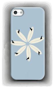 Surffikukka kuoret IPhone 5/5S