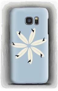 Surfboard Flower case Galaxy S7