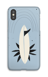 Surfboard! case IPhone X