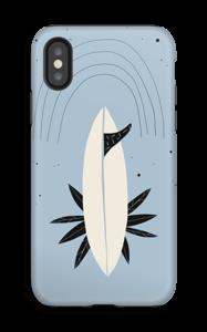 Surf! kuoret IPhone X tough