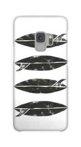 Surfbretter Handyhülle Galaxy S9