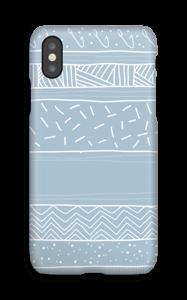 Aztec Coque  IPhone X