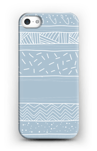 Inspired by Aztec pattern case IPhone 5/5S