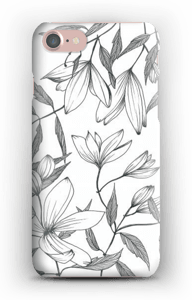 Clématite Coque  IPhone 7